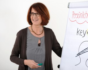 Gudrun Monika Höhne im Workshop