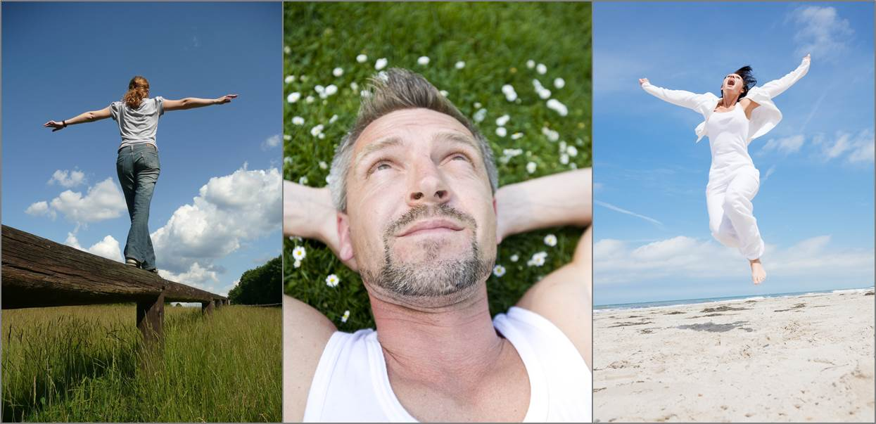 Orientieurng erhalten - Balance und Lebensfreude ins Leben bringen